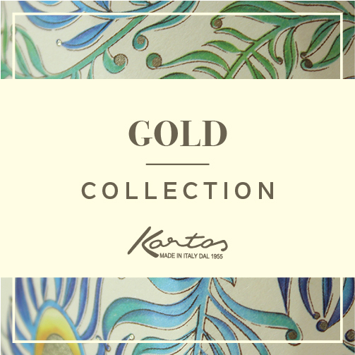 Gold Collection Stationery