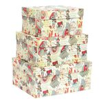 Little Red Riding Hood Nesting Boxes