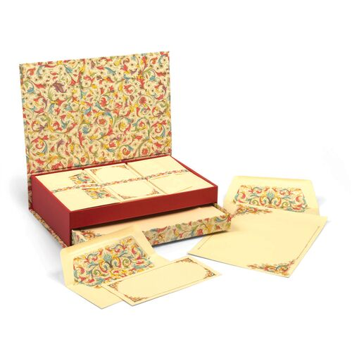 Florentia Luxe Stationery Desk Set