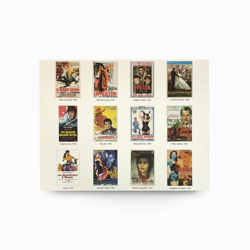 Italian Cinema prints