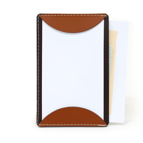 Jotter Half-Moon stores extra sheets