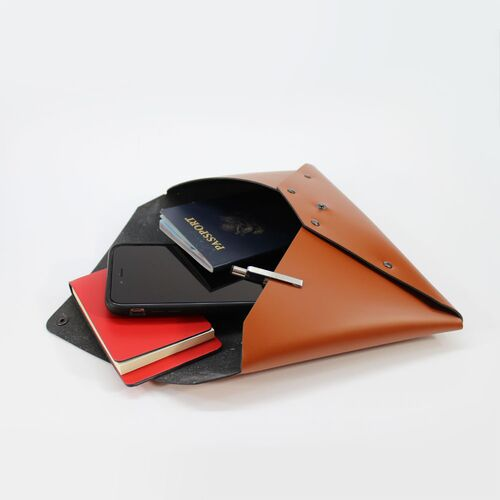 Envelope Style Pouch holds small essentials