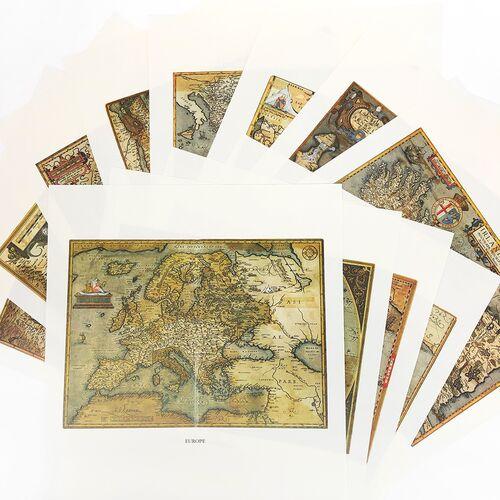 Antique World Maps prints
