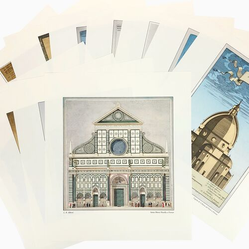 Architecture 1 prints