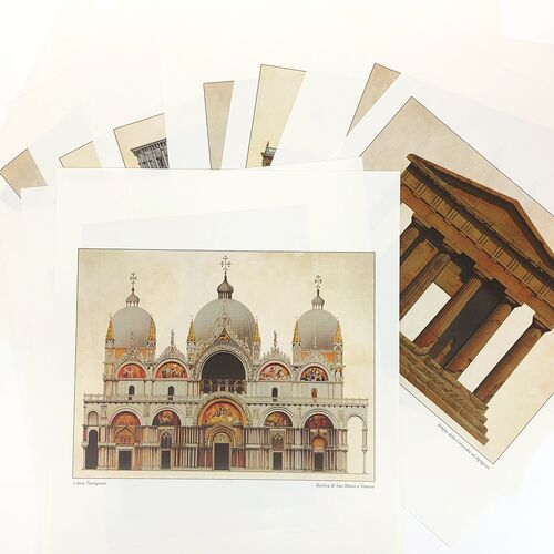 Architecture prints