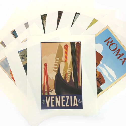 Italian Vacation prints