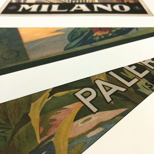 Italia - Italy detail