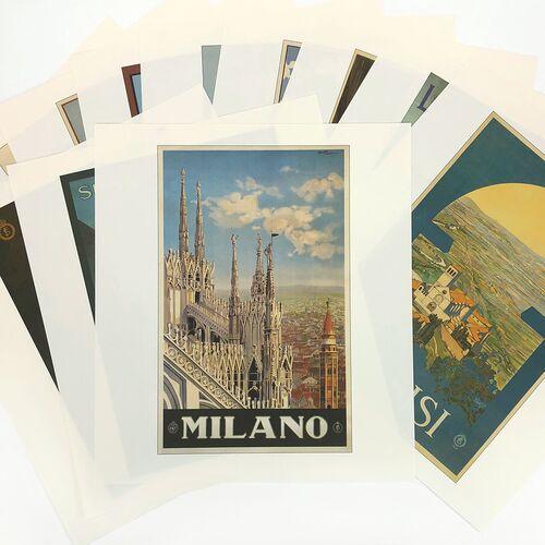 Italia - Italy prints