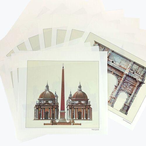 Rome prints