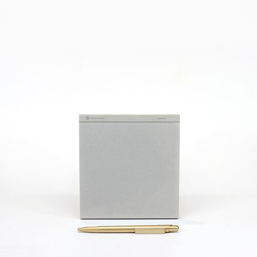 Square Notepad with Multicolor paper