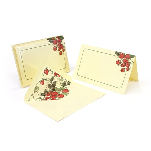 Fraises Medium Foldover Card Set