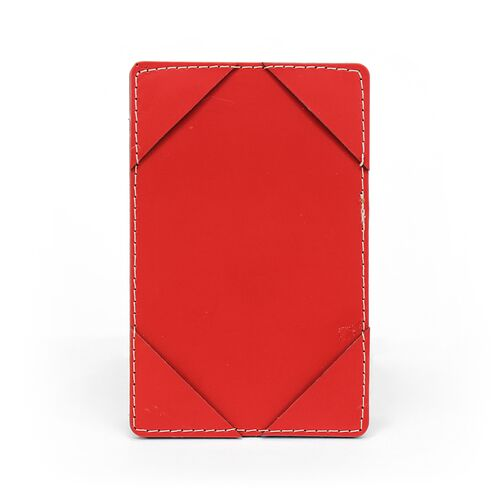 Jotter Corner Tabs in solid red