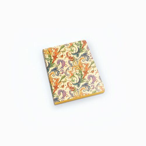 Allegro Gold Edge Notebook