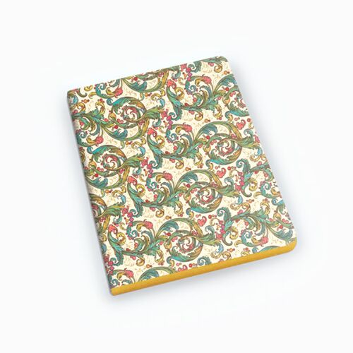 Signoria Gold Edge Notebook