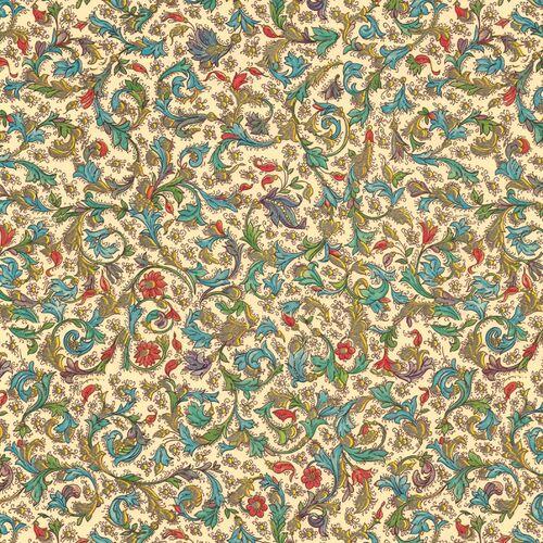Medicea paper pattern
