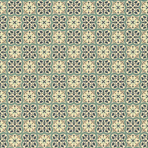 Quadrilobo paper pattern