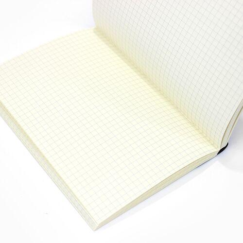 A6 Grid Notebook Refill