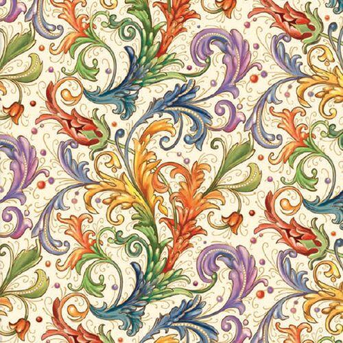 Allegro paper pattern
