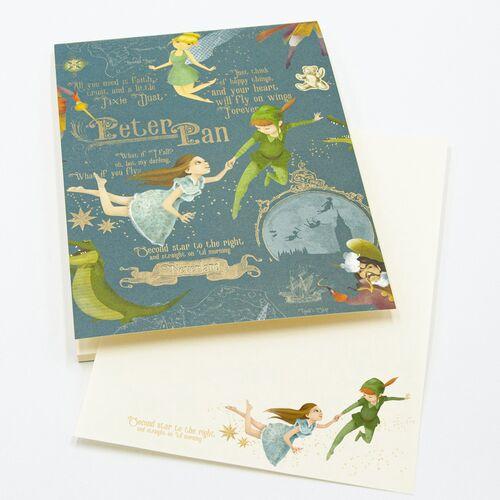 Peter Pan Notepad