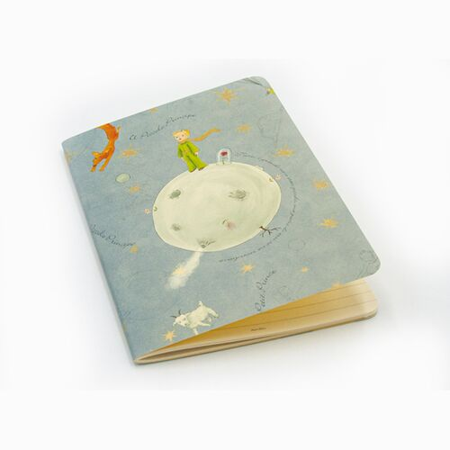 The Little Prince Softcover Journal A5 - Ruled